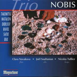 Trios for Flute, Viola and Harp