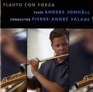 Flauto con forza - Anders Jonhall