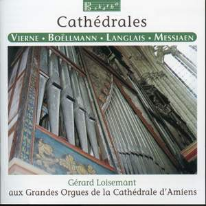 Various Composers: Cathedrales - Cathedrale d'Amiens