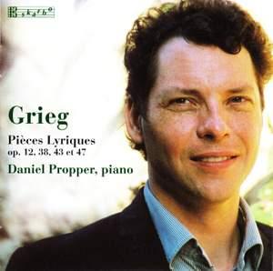 Grieg - Lyric Pieces Volume 1