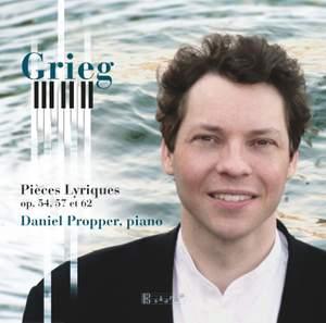 Grieg - Lyric Pieces Volume 2