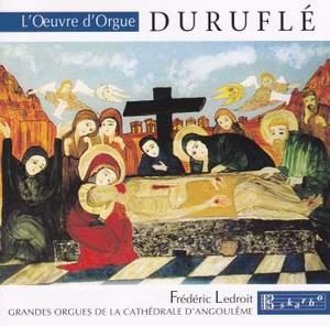 Duruflé: The Organ Works Product Image