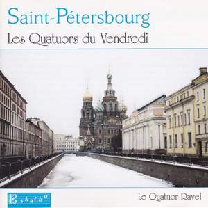 St. Petersburg - Les Quatuors du Vendredi Product Image