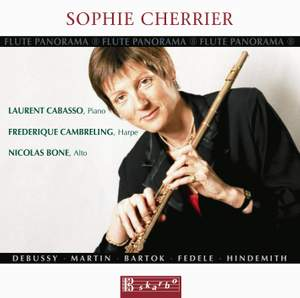 Various Composers: Flute Panorama - Sophie Cherrier