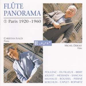 Flute Panorama - Paris 1920-1960