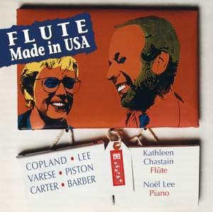 Various Composers: Made in USA - Flute Music