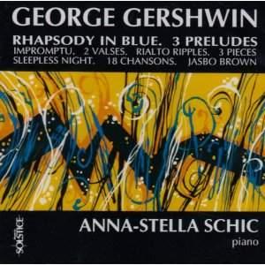 Gershwin: Rhapsody in Blue & 3 Preludes