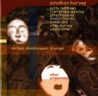Jonathan Harvey - Other Presences