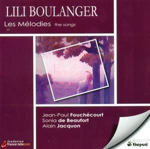 Lili Boulanger: Songs