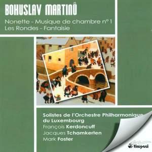 Martinu: Chamber Music