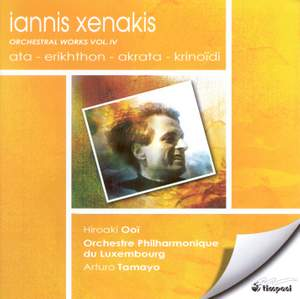 Xenakis: Orchestral Works Vol. 4