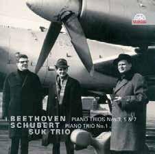 Beethoven & Schubert - Piano Trios