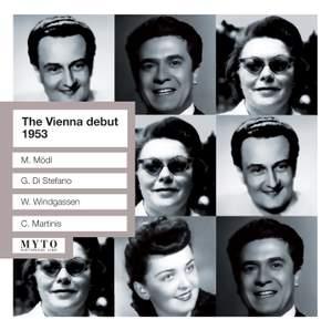 Giuseppe di Stefano - The Vienna Debut 1953