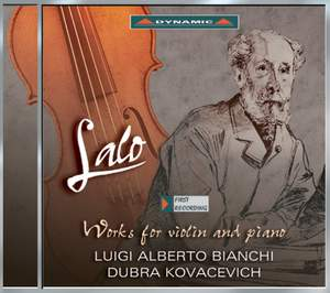 Lalo: Works for Violin and Piano