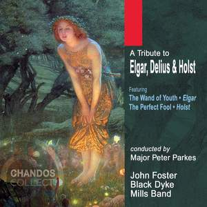 A Tribute to Elgar, Delius & Holst