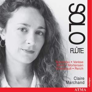 Claire Marchand: Solo Flûte