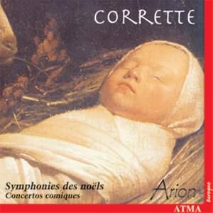 Corrette, M: Symphonie des noëls No. 2, etc. Product Image