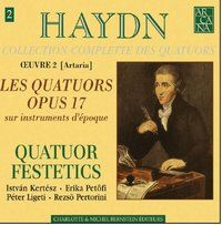 Haydn - String Quartets Volume 2