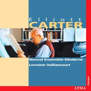 Elliott Carter: Enchanted Preludes