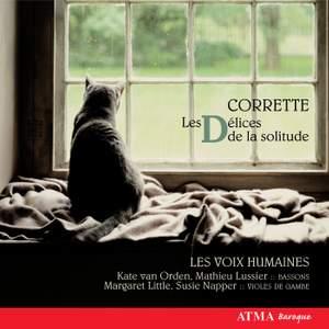Michel Corrette: Les Delices de la Solitude Product Image