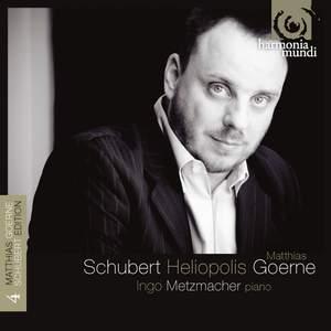 Schubert Lieder Volume 4: Heliopolis