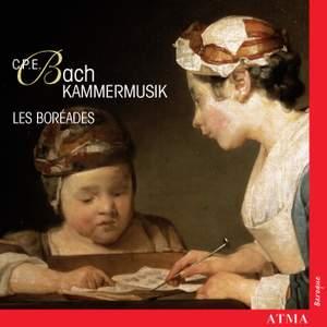 C P E Bach: Kammermusik