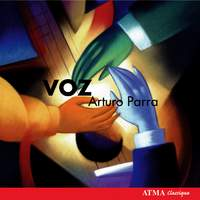 Arturo Parra: Voz