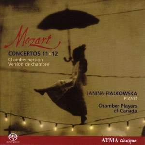 Mozart: Concertos 11-12