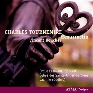 Tournemire: Organ Works Volume 1