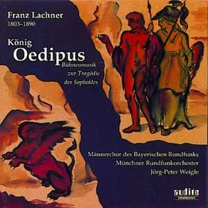 Lachner, F: Konig Oedipus