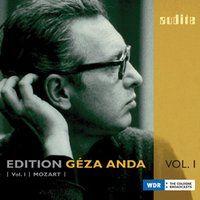 Edition Géza Anda Vol. 1: Mozart