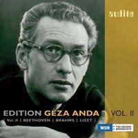 Edition Géza Anda Vol. 2: Beethoven, Brahms & Liszt