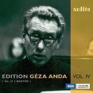 Edition Géza Anda Vol. 4: Bartok