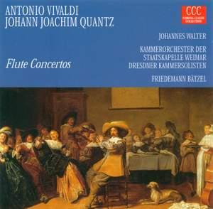 Vivaldi & Quantz: Flute Concertos