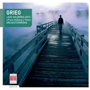 Grieg: Orchestral Works.