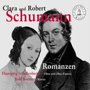 Clara and Robert Schumann: Romances