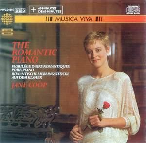 Jane Coop: The Romantic Piano Vol. 1