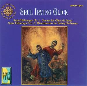 Campbell, James : Glick: Suite Hebraique Nos