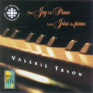 Tryon, Valerie: The Joy Of Piano