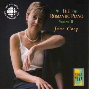 Jane Coop: The Romantic Piano Vol 2