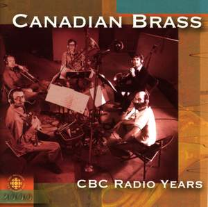 Canadian Brass: CBC Radio Years
