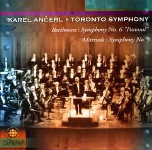 Karel Ancerl & the Toronto Symphony