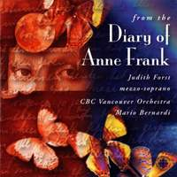 Forst, Judith: Prom The Diary Of Anne Fra