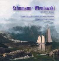 Schumann & Wieniawski: Violin Concertos