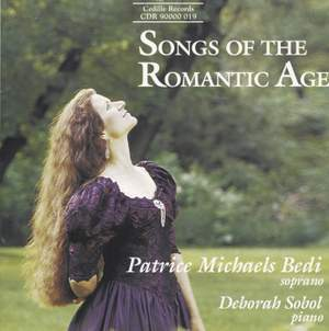 Songs Of The Romantic Age