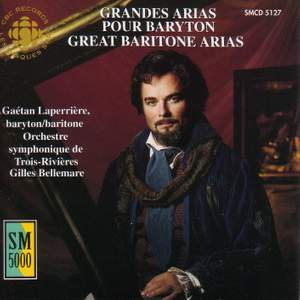 Laperriere: Great Baritone Arias