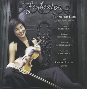 Jennifer Koh: Violin Fantasies