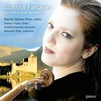 Scottish Fantasies for Violin & Orchestra