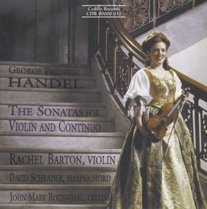 Handel: The Sonatas for Violin and Continuo Product Image