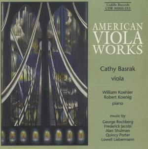 American Viola Works Product Image
